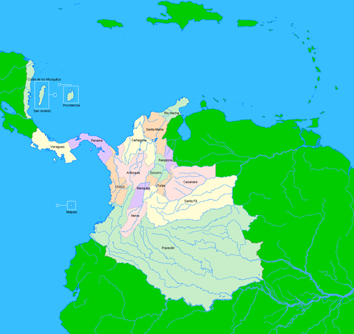 Republica Neogranadina