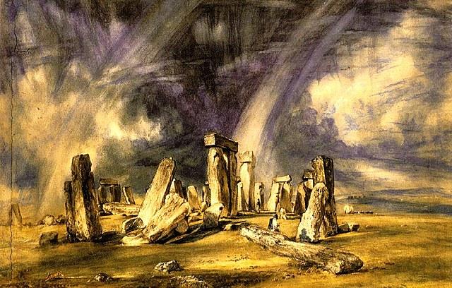 Stonehenge, Constable