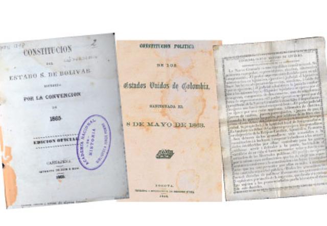 constituciond e 1843