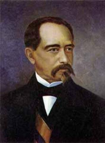 Presidente electo José Eusebio Otálora Martínez