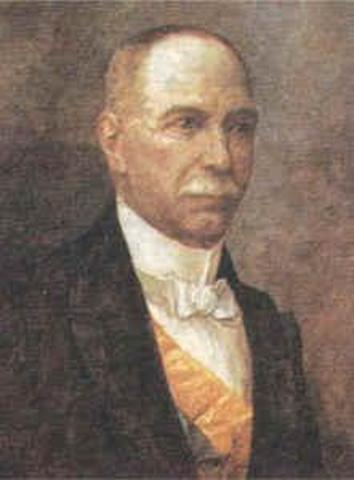 Presidente Electo Carlos Holguín Mallarino