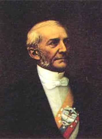 Presidente Electo Manuel Antonio Sanclemente