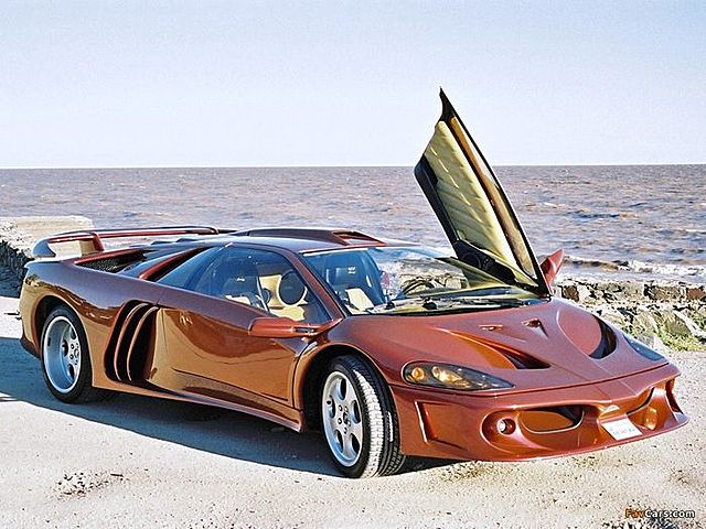 Lamborghini coatl: samma som diablo