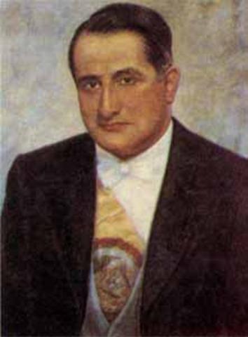 Presidente electo Darío Echandía Olaya