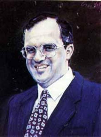 Presidente electo Ernesto Samper Pizano