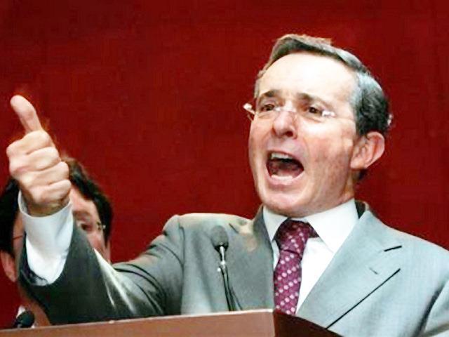 REelección de Uribe