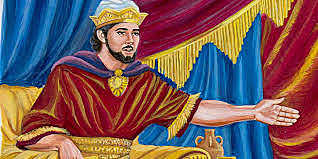 Solomon is Anointed King