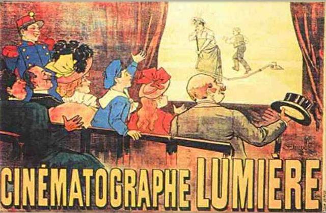 CINÉMATOGRAPHE LUMIÉRE