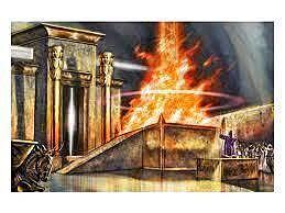 Solomon Offers Sacrifices