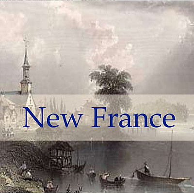 The Rise & Fall of the colony of New France timeline