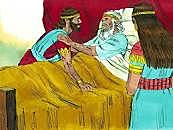 Solomon becomes King