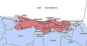Los franquistas conquistan Bilbao y el resto de los territorios vascos que no se hallaban bajo su control