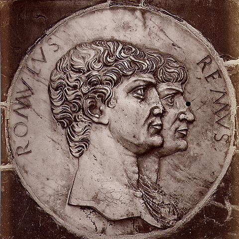 Rome: Romulus founds the city of Rome