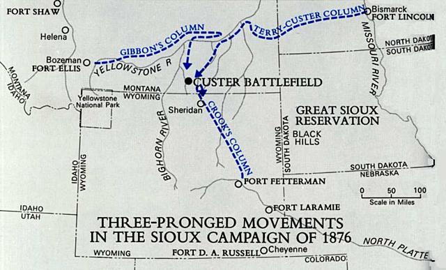 Battaglia di Little Bighorn