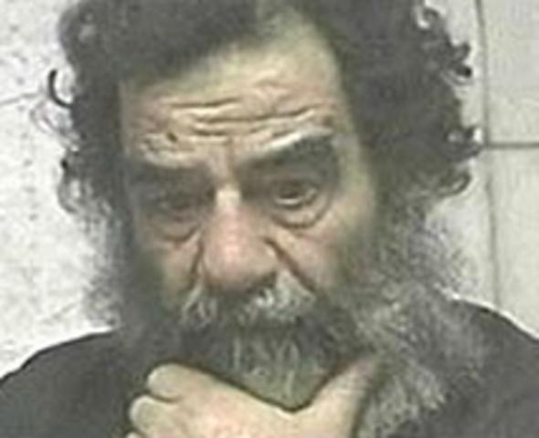 capture of Saddam Hussein.
