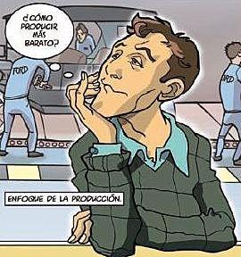 ENFOQUE DE PRODUCCIÓN