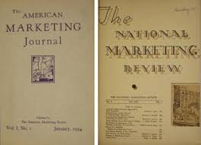 Aparece el American Marketing Journal,