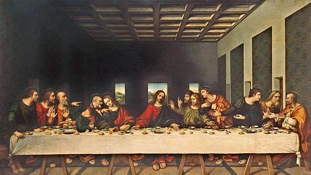 El Sant Sopar.