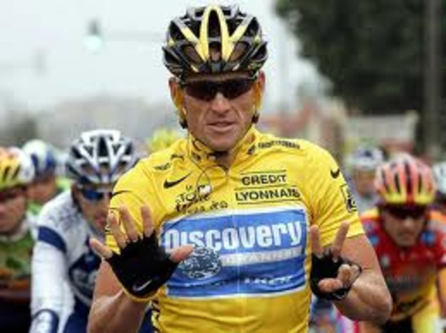 Lance Armstrong retires