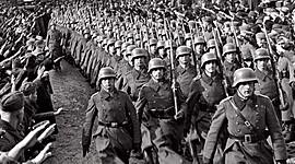 WAR timeline
