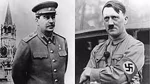 Tratado de Não Agressão entre Stalin e Hitler