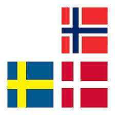 Dinamarca, Suécia e Noruega declaram neutralidade