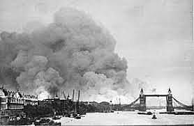 Alemanha começa a bombardear o sul da Inglaterra