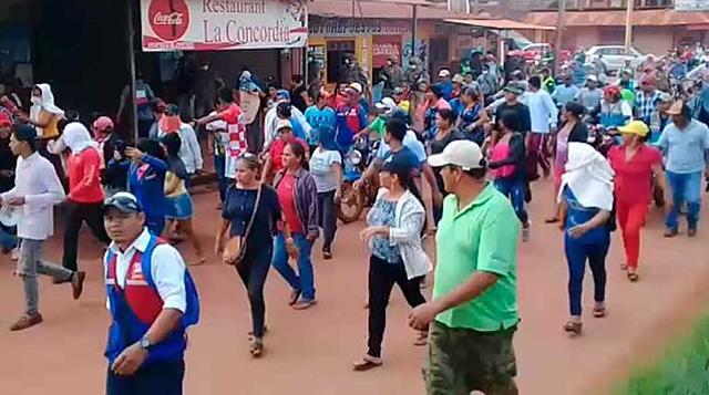 Cuatro regiones tienen conflictos por falta de alimento en la cuarentena