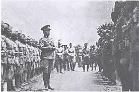Japão invade a Indochina Francesa