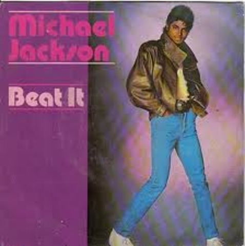 """""""Beat It"""" by Micheal Jackson"""