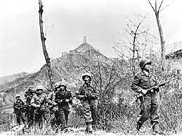 Começa a Batalha de Monte Cassino na Itália com participação de soldados brasileiros do lado dos aliados