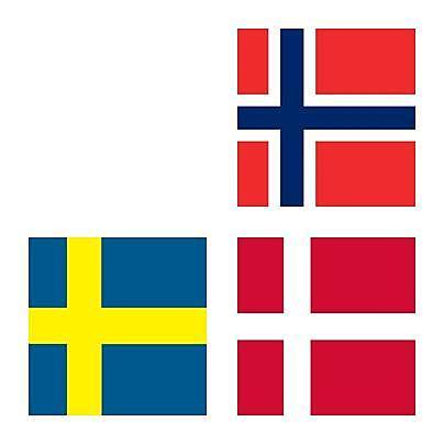Suécia, Noruega e Dinamarca declaram neutralidade