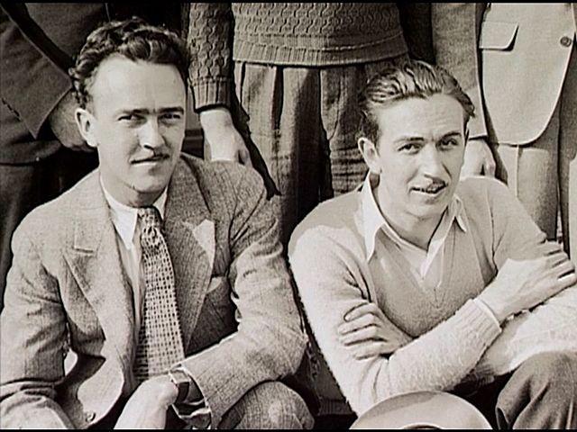 Walter Disney y Ub Iwerks