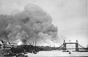 Alemanha ataca Londres