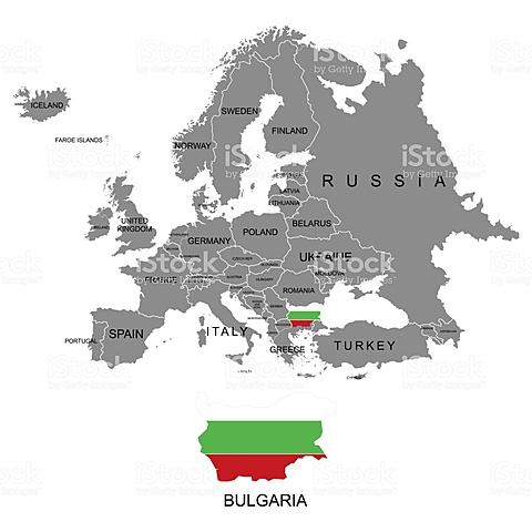 Alemanha entra em território da Bulgária