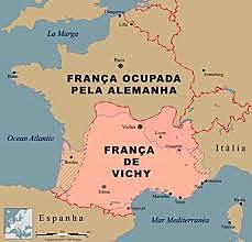 França de Vichy é ocupada por alemães