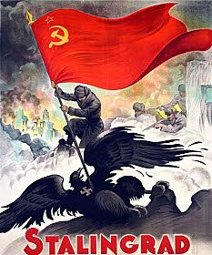 Tropas alemães são cercadas em Stalingrado