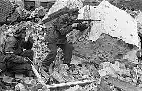 Varsóvia é ocupada pela URSS