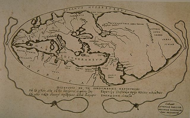 Mapamundi de Agrippa
