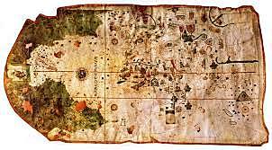 Mapa de Juan de la Costa