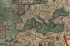 Division de los Portulanos