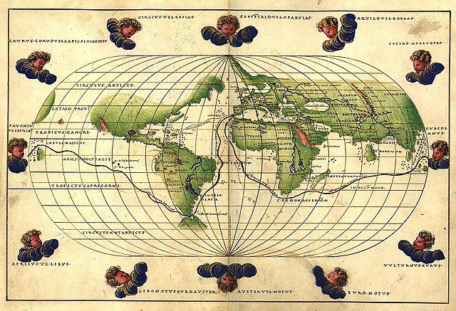 Atlas de Battista Agnese