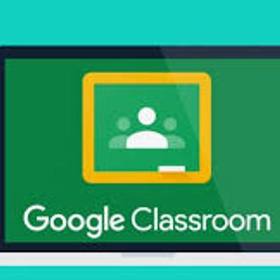 Google Classroom timeline