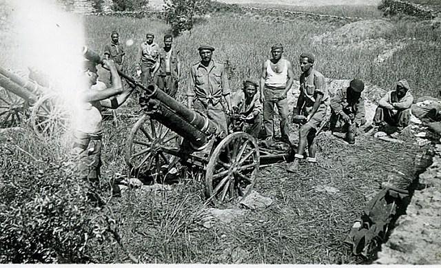 (Febrero 1937) La batalla del Jarama finaliza con el relativo fracaso de las tropas franquistas.