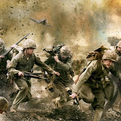La segona guerra mundial timeline