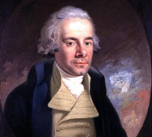 Wilberforce Victory in British Parliament