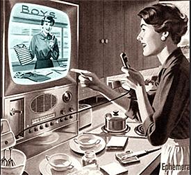JUN 10, 1954 Publicidad Televisa
