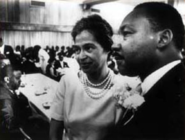 Meeting Martin Luther King