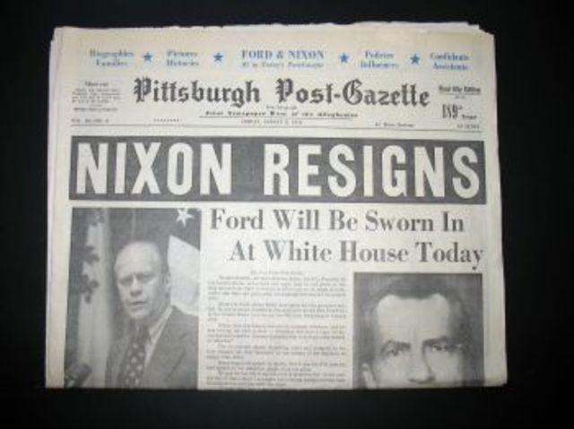 Nixon's Watergate