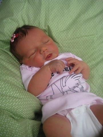 Aylina is born:)